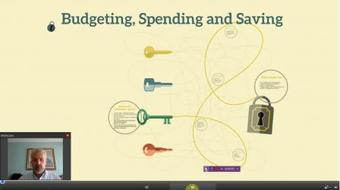 Budgeting, Spending and Saving course image