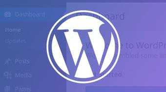 Customize the WordPress Admin Pages course image
