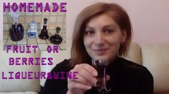 Homemade Fruit or Berries Liqueur&Wine: 100% Natural Family Recipe course image