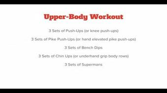 Science-Based Bodyweight Workout: Build Muscle Without A Gym (Part III) course image