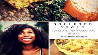A DOWN HOME SLAP YOUR MAMA: 4 COURSE VEGAN SOULFOOD DINNER course image