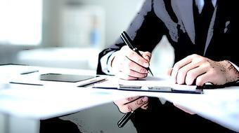 Redacción de documentos empresariales de gran impacto course image