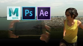 VFX Shot Creation from Scratch with Maya and After Effects course image