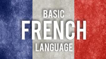 Basic French Language Skills For Everyday Life course image