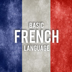 Basic French Language Skills For Everyday Life course image