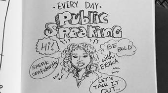 EVERYDAY PUBLIC SPEAKING course image
