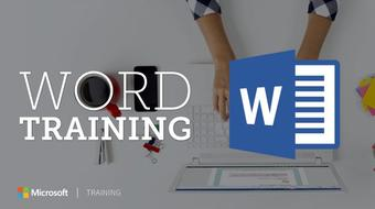 Microsoft Word 2016 - Word Bootcamp - Zero to Hero Training course image