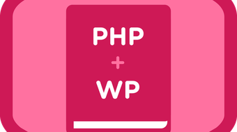 PHP for WordPress course image