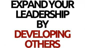 How to Expand Your Leadership by Developing Others course image