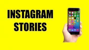 Instagram Stories 101: The What and The How course image
