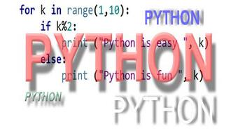 Learn to Program Using Python course image