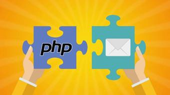 Sending email with PHP: from Basic to Advanced course image