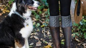 Savannah Boot Liners by Pam Powers Knit Kit course image