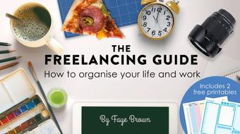 The Freelancing Guide: How to Organise your Work and Life course image