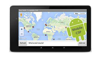 Mobile Computing with App Inventor – CS Principles course image