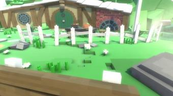 Unity 5 Environment Design using Voxel Art - for everyone course image