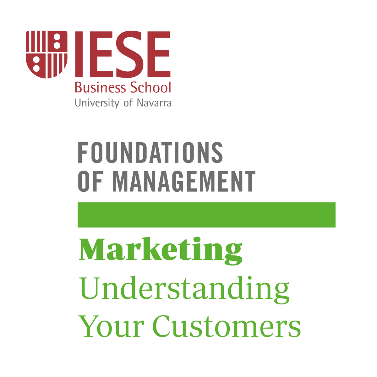 Marketing: Customer Needs and Wants course image