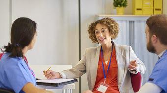 Managing Change in a Healthcare Environment course image
