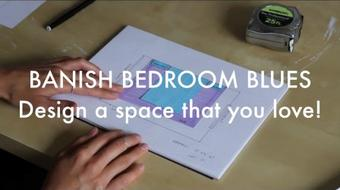 Banish Bedroom Blues: Design a Space That You Love! course image