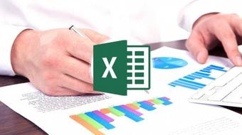 Learn basic business analytics using the latest version of Microsoft Excel course image