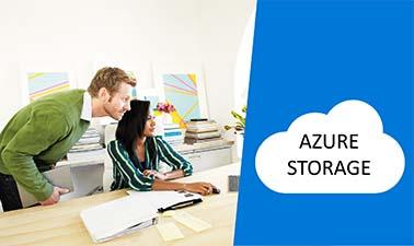 Microsoft Azure Storage course image