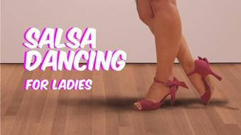 Salsa Dancing - For Ladies course image