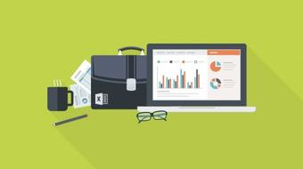 How to use EXCEL to your BENEFIT - PIVOT TABLES & CHARTS course image