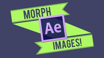 After Effects Motion Graphics: Morphing PNG Images! course image