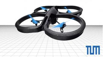 Autonomous Navigation for Flying Robots course image