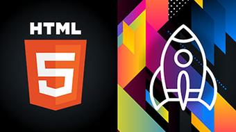 HTML5 Apps and Games course image