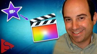 From iMovie to Final Cut Pro X in Less Than 1 Hour course image