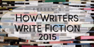 How Writers Write Fiction 2015 course image