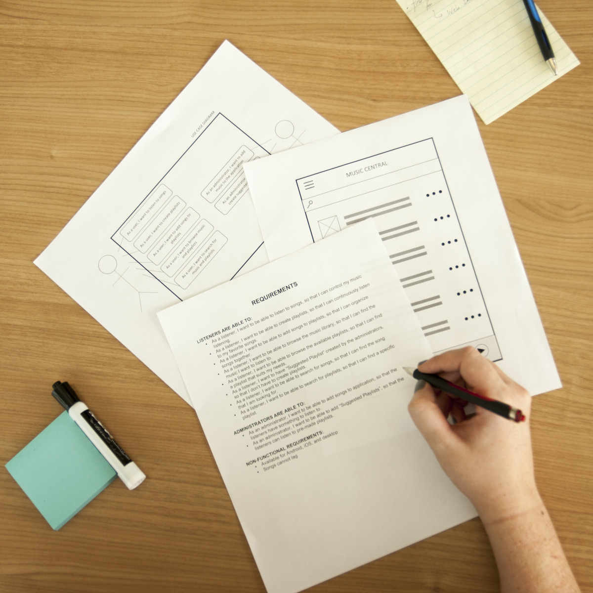 Client Needs and Software Requirements  course image