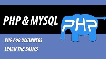 PHP For Beginners - Learn The Basics course image