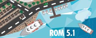 ROM 5.1: Calidad de Aguas Portuarias-Port waters quality (6.ª edición) course image