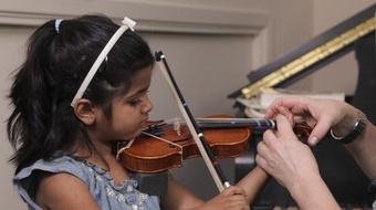 Teaching the Violin and Viola: Creating a Healthy Foundation course image
