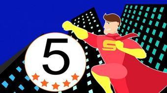 Become a Super Teacher: 10 Laws to Earn Rave Reviews on Udemy & Skillshare course image