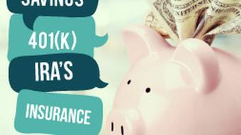 Introduction to Life Insurance and Retirement Savings course image