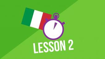 3 Minute Spanish - Course 2 course image