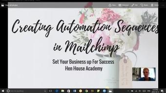 Create Basic Automated Email Sequence Funnels in Mailchimp course image