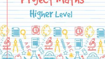 Junior Certificate Project Maths - Higher Level course image