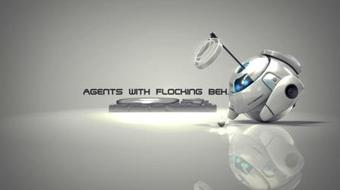 Unleash Multi Agent Artificial Intelligence for Game Devs: Flocking Behavior course image