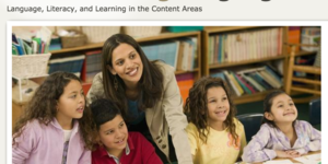 Integrating English Language Development and Content Area Learning: A Conversation-Based Approach course image