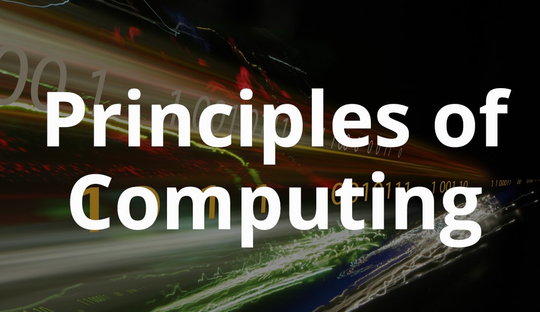 Principles of Computing (Open + Free) course image