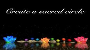 Create A Sacred Circle course image