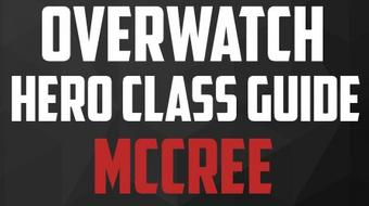 Overwatch - Mccree Hero Class Guide - PC Gaming Tips With John course image