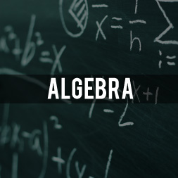 Algebra in Mathematics course image