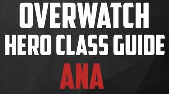 Overwatch - Ana Hero Class Guide - PC Gaming Tips With John course image