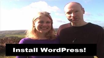 How To Install Wordpress! Learn Four Different Ways to Setup Wordpress! course image