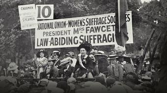 Beyond the Ballot: Women's Rights and Suffrage from 1866 to Today course image